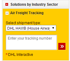 The European Air Transport Cargo Tracking System