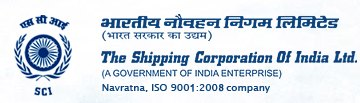SCI - The Shipping Corporation of India Ltd