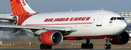 The Air India Cargo providing online tracking