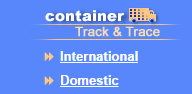Online tool to check the status of Concor Container shipment