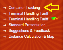 Track your ICD Loni container