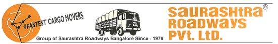 Saurashtra Roadways Transportation Company