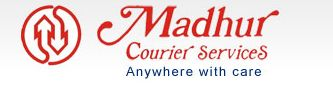 The Madhur Courier Services Company in India