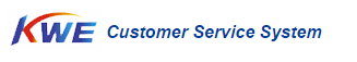 KWE Customer Service System