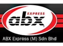 ABX Express tracking