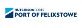 Felixstowe Port Container